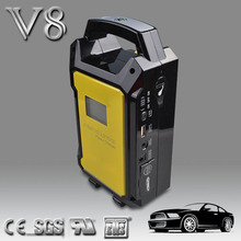 high quality multi-function jump starter 5v 12v 19v car jump starter power all 24v jump starter suitcase charging station