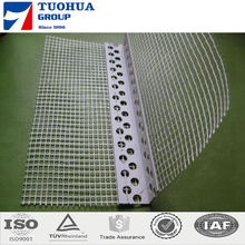 China Perforated PVC Corner For Wall