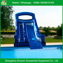 Party Inflatable Fun Time Ocean Slide for Pool