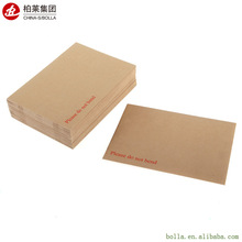 Custom Kraft Paper Envelope With Quality