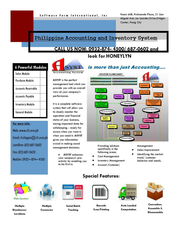 sales and inventory systems Managing our inventory as a retailer is a humongous task inventory management grows more and more complicated with increase in sales volume and.