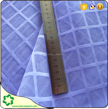 SHECAN Light weight polyester flower mesh wraps roll