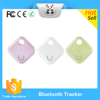 2016 Hot Sale Bluetooth Mini Gps Tracker For Motorcycle Vehicle Car Key Finder