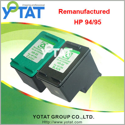 For hp 95 ink cartridge for HP PSC 1510 2355 printer inkjet cartridge