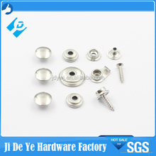 China factory textile frabic canopy clips fastener