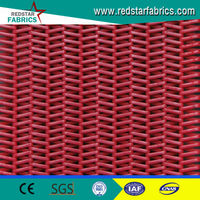RSF(Red Star) for tissue paper clothing sludge dewatering fabric