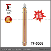Typhoon top quality staircase pillar/start column for house