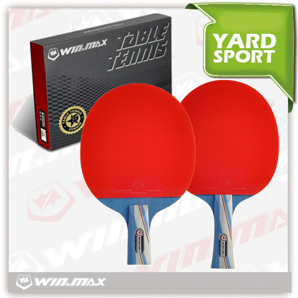 Winmax promotion facilities equipment table tennis racket