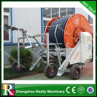 Hot Sale water reel irrigation systems/Wheel irrigation system