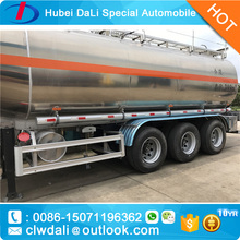 3 Axle Fuel Tanker /Liquid Tank Semi Trailer for Oil/Water/Chemical