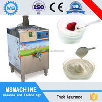 small milk pasteurizer with cycle water type