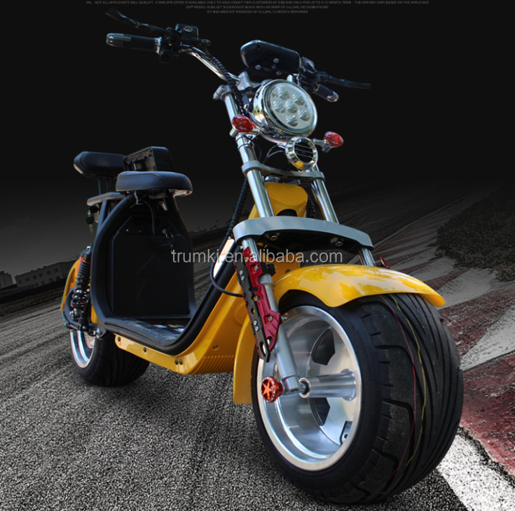 cheap <strong>price</strong> 1500W electric scooter 2019 new style