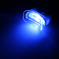 CE approved home tooth whitening type blue led light teeth whitening