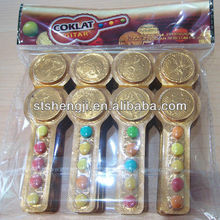Guitar Candy Sweet Chocolate