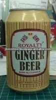 UK ORIGIN ROYALTY GINGER BEER