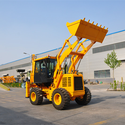 AOLITE high quality towable backhoe loader for sale