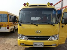 Hyundai County Mini Bus