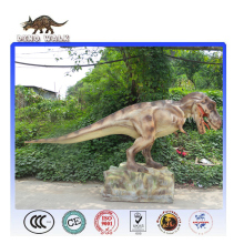 Dino0642 Amusement Park Artificial Fiberglass T-Rex Dinosaur Model