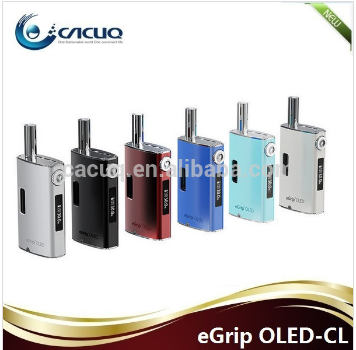 Upgrade Joyetech electronic cigarette joyetech eGrip OLED CL 30W box eGrip cl version