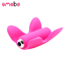 Female vibrating sex toys for pussy massager with mini butterfly vibrator