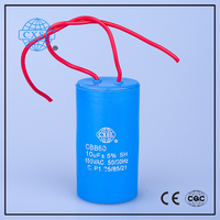 Reasonable Price Capacitor 1 5uf 400v With CBB60