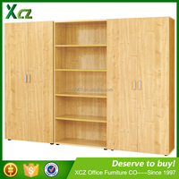 High Quality Wooden Office Display Office Mini Filing Cabinet