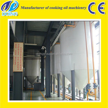 High quality professional small edible oil refineries