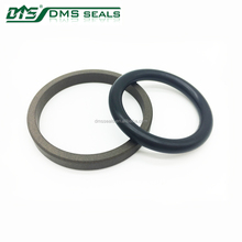Oil Tank Sealing Brown ptfe with Copper Glyd Ring Piston