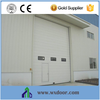 2015 Wuxi Factory ISO/CE Certificated High Speed Industrial Rolling Doors Interior/Exterior