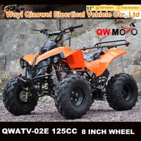QWMOTO 125cc ATV adult Quad ATV 4 wheel motorcycle 125cc quad bike ATV for sale
