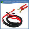 2017 high quality innovation red horse reins with copper