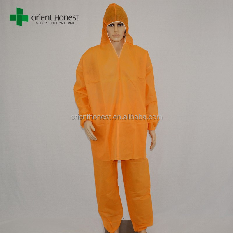 Flame retardant anti-static safety overall suit manufacturers