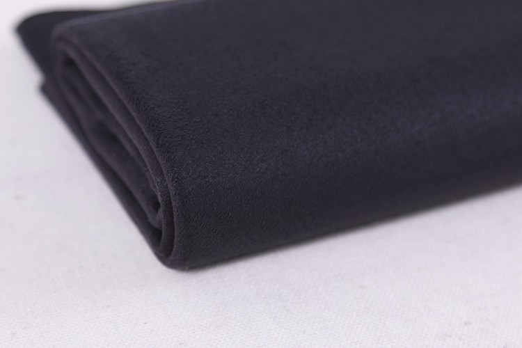 China manufacture hot sale genuine suede fabric