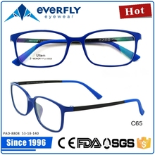 Popular teenager eyewear ultem optical frame in italy design