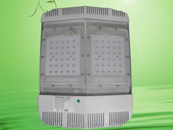 80W V LED Streetlight High lumens and high reliability Meanwell Driver with unique technology