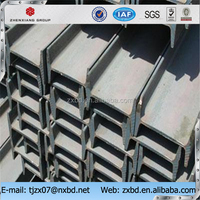 China factory sale high quality DIN S355Jr steel I beams for sale as construction material