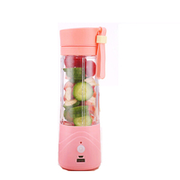 Power Bank USB Mini Travel Blender