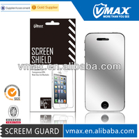 Magic mirror screen protector for iPhone 4 OEM/ODM (Mirror)