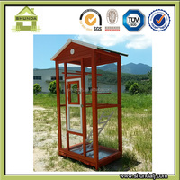 Wooden wholesale decorative bird cage cheap