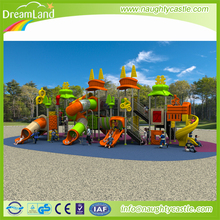 Dreamland outdoor plastic playsets for kids