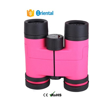 4x30 Multicolor Binocular Plastic Rubber,Kids New Product Children Fernglas Binocular,Toy Sports Outdoor Binoculars Free Sample