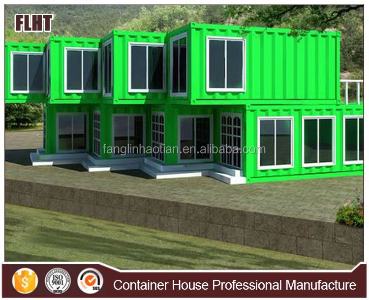 Multi function good appearance container restaurant