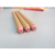 Brand new kraft pink rubber pencil with low price