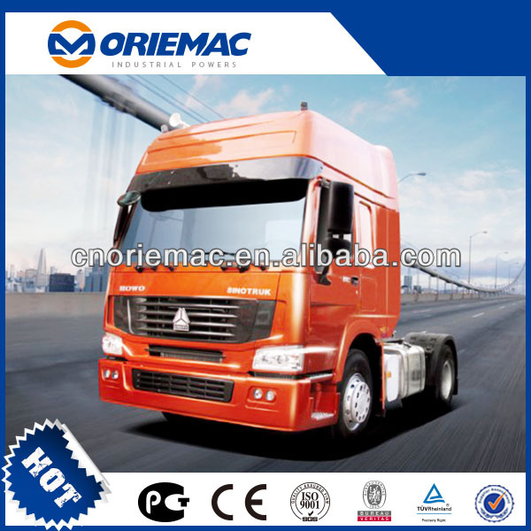 HOWO china tractor head trucks / prime mover ZZ4187N3517