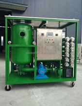 ZYD-50 Deteriorated Transformer Oil Reconditioning Plant with Duplex Stage Vacuum System