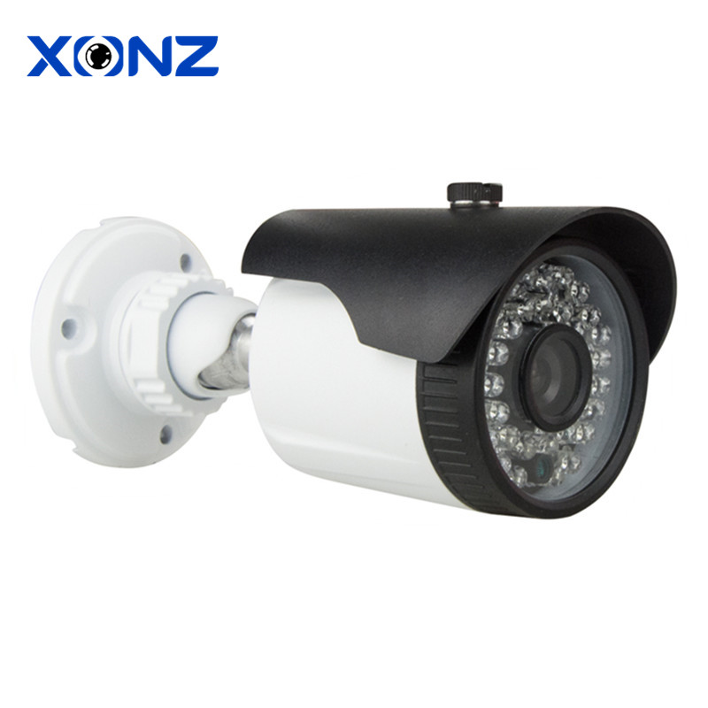 bullet security hd analog camera ir cut night vision surveil camera cctv dvr with BNC coaxial connection