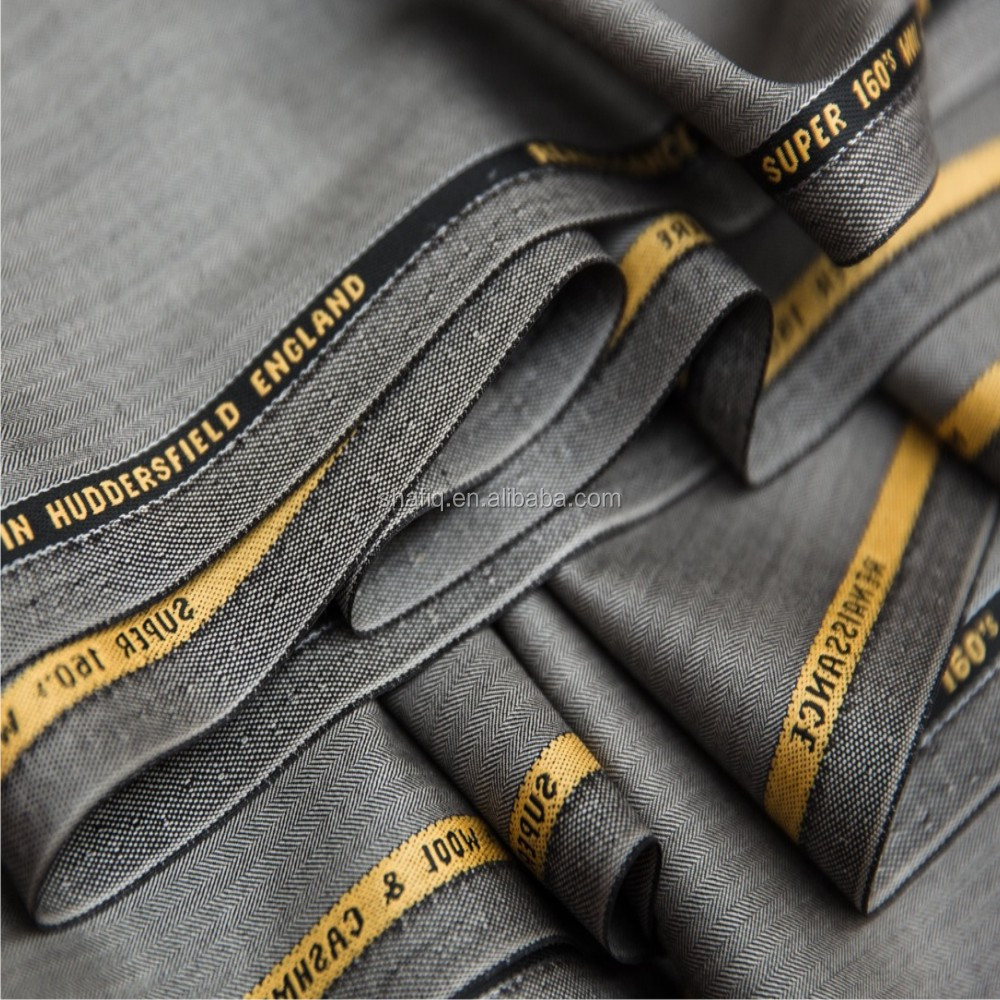 English edge hield fashion hot sell tr suiting fabric for men suiting fabric for winter overcoat and uniform