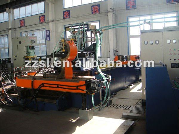 HIGH quality Medium frequency heating pipe bending machine
