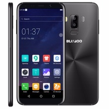 Original BLUBOO S8 4G Mobile Phones Android 7.0 3GB RAM 32GB ROM Octa Core Smartphone Dual Back Cameras 5.7 inch HD Cell Phone