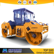 SINOMACH 12ton construction machinery new road roller price GYD122